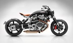 Confederate's X132 Hellcat Speedster Is The Most Badass Bike On Earth