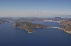 ucuyorumkiyilar: marmaris yalancı boğaz yıldız adası