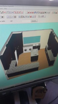 3D Layout can be done by RD Woodwork