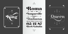 Lettering Time: MyFonts: Most Popular Fonts of 2011