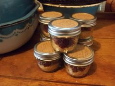 THE BLESSED HEARTH: Homemade Apple Cider Mix...
