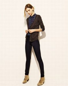 Love this look from Madewell