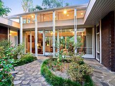Meadowvale Road, Springfield, South Australia.  Secret Design Studio knows Mid-Century Modern Architecture.  www.secretdesignstudio.com