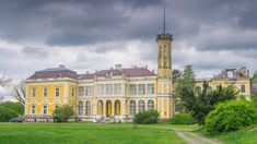 Hungary, Palace, Urban, Mansions, House Styles, Home Decor, Decoration Home, Manor Houses, Room Decor
