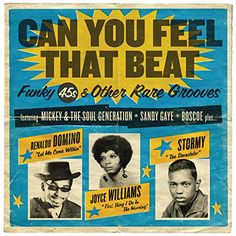 From 7.25 Can You Feel That Beat: Funk 45s And Other Rare Grooves
