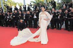 Sonam Kapoor in Ralph and Russo  (Photo: Getty Images)