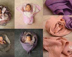 Green Fringe HAMMOCK Photo Prop. Newborn Baby by BabyBirdz on Etsy