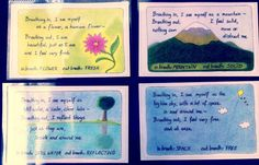 Mindfulness Activities, Exercises, Techniques chosen by children for children. From the only Buddhist Primary School in Europe.