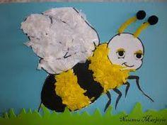 """Résultat de recherche d'images pour """"bricolage abeille maternelle"""""""