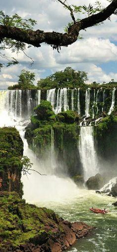 Iguassu Falls, Brazília