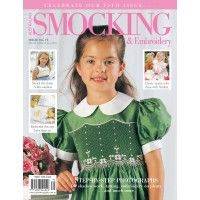 Australian Smocking & Embroidery - Issue 75 | Martha Pullen