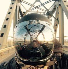 Bubble Visor | Riding Easy