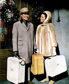 Patrick Macnee & Diana Rigg - The Avengers - 1960s TV show.