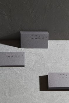 Rubik Material Laboratory Business cards – by Restless – Design is art Business Cards Layout, Luxury Business Cards, Minimal Business Card, Modern Business Cards, Business Card Design, Embossed Business Cards, Creative Business, Stationery Design, Branding Design