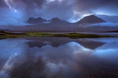 I want to go to the Isle of Skye :)