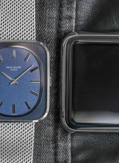 Tips For Choosing Smartwatch What Do The Patek Philippe Geneve 3582 & The Apple Watch Have In Common? - see & read more now on aBlogtoWatch.com I've been enjoying the Apple Watch for more than a few days at the time this post was written – and it has got me thinking a lot about not just the future of electronic wrist watch functionality, but also watch design overall. What I've been most interested in is not only how smartwatch design will continue to evolve... - If you want to buy a s...