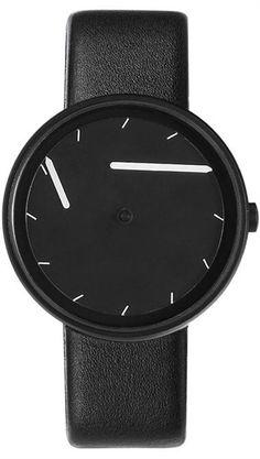 The Twirler Watch by Johannes Lindner