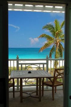 View from villa at Sandals Emerald Bay - Countdown is on to Rod's Bday Trip! 14 days!
