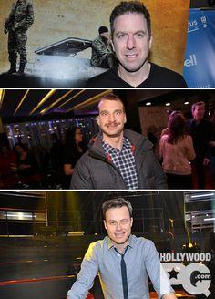 Daniel Savoie, Louis Morissette et Ricardo Trogi en vedettes dans la série Patrice Lemieux 24/7   HollywoodPQ.com