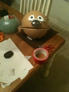 Directions for making Rowlf replica puppet?..I love Rolf!  I have one from the 60's that mom sent in box tops or something for!