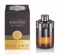 Azzaro Wanted by Night packshot