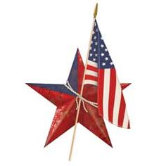 star with flag Gop Party, Summer Clipart, Independence Day, Fireworks, Illustrations Posters, 4th Of July, Primitive, Summertime, Clip Art