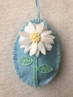 A personal favorite from my Etsy shop https://www.etsy.com/listing/596171037/easter-egg-decor-felt-ready-to-ship