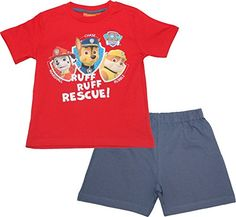 Paw Patrol Boys Best Pups Short Sleeve Pyjama Set By Best... https://www.amazon.co.uk/dp/B01FORSW44/ref=cm_sw_r_pi_dp_pgzrxbQ269Q3Z