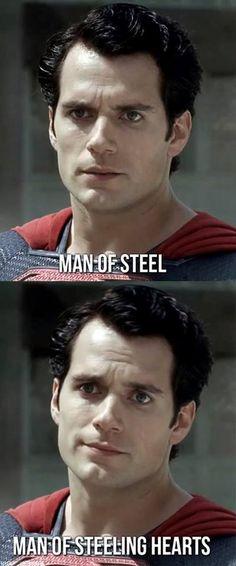 Henry AKA Superman