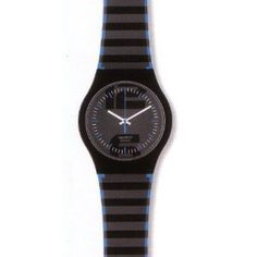 Swatch 80's Stripes Watch