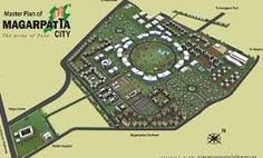Flats in Magarpatta City is one of the posh residential assets for the prospect investors especially the working or the migrated IT professionals. The township offers luxurious facilities apart from the amenities for the individual residential projects.