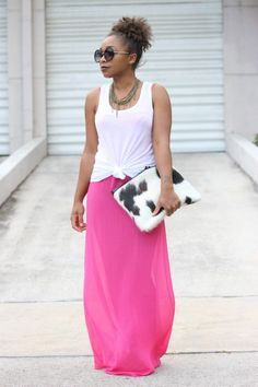 StyleLust Pages: Sheer Pink