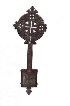 Ethiopian Coptic Cross Ethiopia Wood x Provenance: ex. Inspiring Things, Beautiful Things, Cross Patterns, Cross Jewelry, African Style, Crucifix, Magpie, Vintage Stuff, Christ