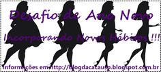 ALEGRIA DE VIVER E AMAR O QUE É BOM!!: [DIVULGAÇÃO DE SORTEIOS] - Desafio de Ano Novo e R...
