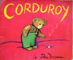 Vintage Corduroy Paperback Scholastic Inc.