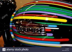 Znalezione obrazy dla zapytania motorcycle tank paint