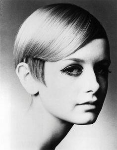 I was so obsessed withTwiggy