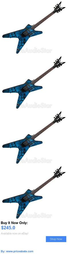 musical instruments: Dean Guitars Dimebag Series 6-String Electric Guitar - Pantera Far Beyond Driven BUY IT NOW ONLY: $245.0 #priceabatemusicalinstruments OR #priceabate