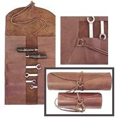 Leather Tool Roll - Moonshine Leather Co.