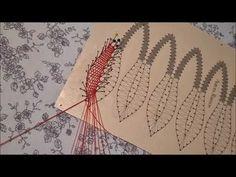 (8) Broche Gala De Aurora Ramos 1ª Parte - YouTube Aurora, Bobbin Lace, Hand Fan, Youtube, Videos, Embroidery Stitches, Crochet Cape, Bobbin Lace Patterns, Bouquets