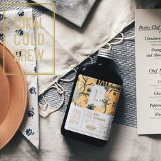 beautiful cold brew coffee packaging