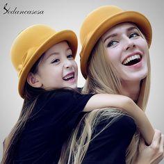 100% Wool From Australian Felt Hat for Women Ladies Bucket Hats With Bowknot Decoration FW004060 – hatstores.net