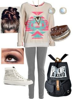 7aa05b1f742c7 back to school outfits - Google Search | Great clothes kids like in ...