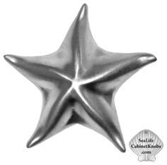 Bahama Starfish Cabinet  Knobs beach style knobs