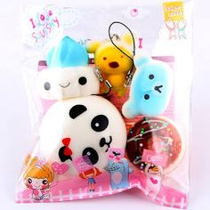 Novelty & Gag Toys Forceful Antistress Elastic Environmentally Pu Cat Antistress Jumbo Stress Stretch Milk Cow Cream Relieve Stress Rising Squishies Toys Gags & Practical Jokes