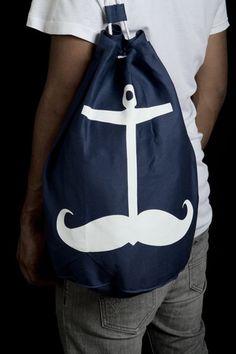 Moustache anchor!