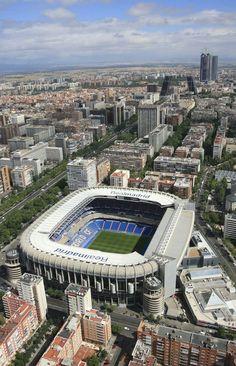 Santiago Bernabeu fue lo único que conoci de Madrid, debemos volver