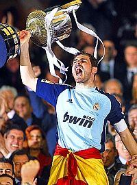 El día que... El Madrid gana la Copa del Rey 18 años después  www.supersoccersite.com