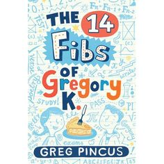 Failing math but great at writing, Gregory finds the poetry (and humor) in what's hard.Gregory K is the middle child in a family of mathe...