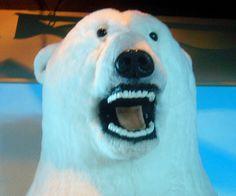 bad-taxidermy-polar-bear....nice dentures.